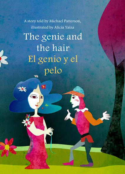 The Genie and the Hair - El Genio y el Pelo