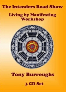 THE LIVING BY MANIFESTING WORKSHOP 3 CD Set