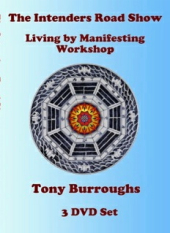 THE LIVING BY MANIFESTING WORKSHOP 3 DVD Set