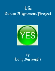 The Vision Alignment Project Ebook by Tony Burroughs