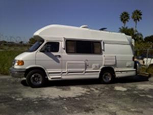 Tony's Van