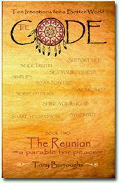 The Code Book 21: The Reunion: A Parable for Peace